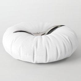 Flying Saucer - UFO Floor Pillow