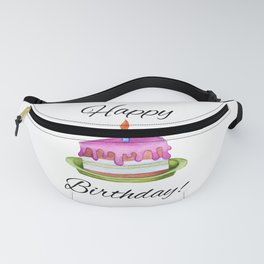 Happy Birthday! Fanny Pack