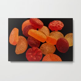 Sweets from my childhood  Metal Print