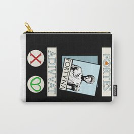 Fortes Fortuna Adiuvat Carry-All Pouch