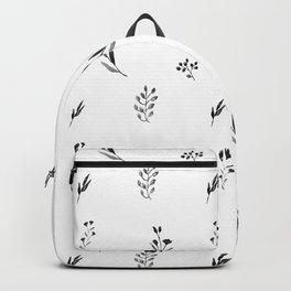 Little botanics black&white Backpack