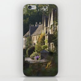 Not the manor iPhone Skin