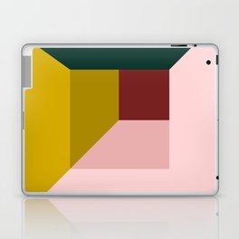 Abstract room Laptop & iPad Skin