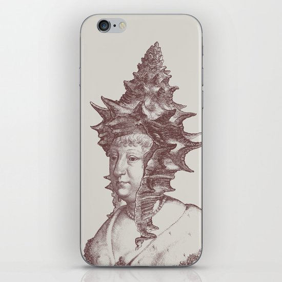 Haute Coiffure  /#3 iPhone & iPod Skin