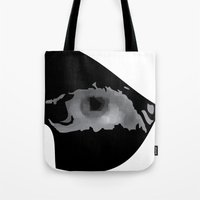 nerd Tote Bags featuring Nerd by igcarr