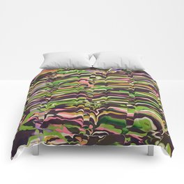 Nature Rocks Comforters