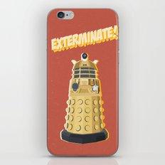 Dalek Doctor Who iPhone Skin