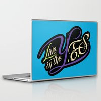 inception Laptop & iPad Skins featuring YES InCEPTIOn by LiveInTheYES