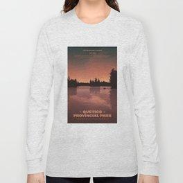 Quetico Provincial Park Long Sleeve T-shirt
