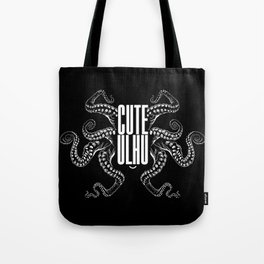 Cute-Ulhu Tote Bag