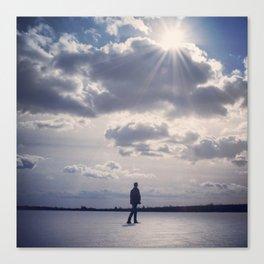 Lake Maratanza Canvas Print