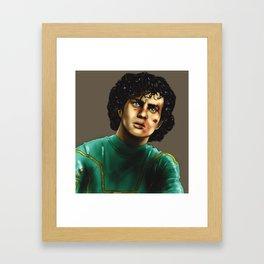 KickAss Framed Art Print