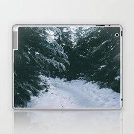 Winter Trails Laptop & iPad Skin