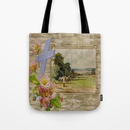 Best Easter Wishes Tote Bag