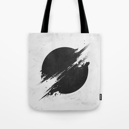 The Sun Is Black Tote Bag