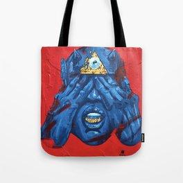 you belong to the villains Tote Bag