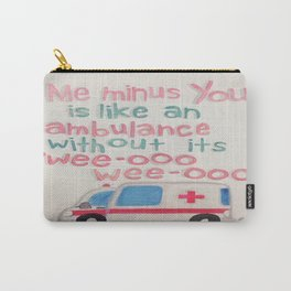 Wee-Ooo  Carry-All Pouch