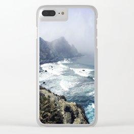 Coast 8 Clear iPhone Case