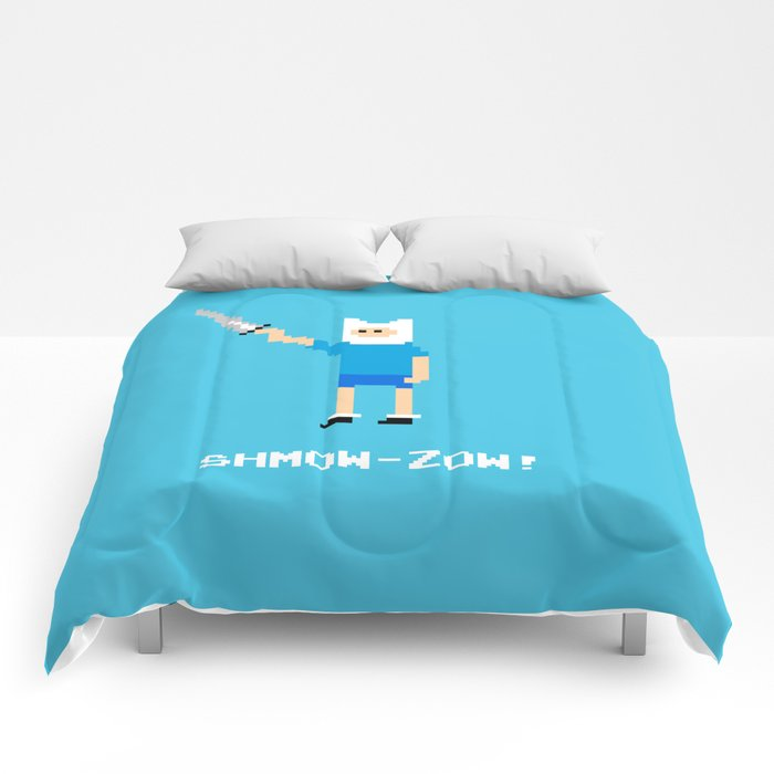 Shmow-Zow! Comforters