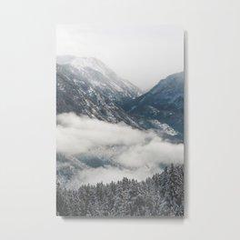 Endless Valley Metal Print