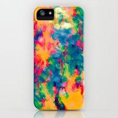 Summer Swirl Slim Case iPhone (5, 5s)