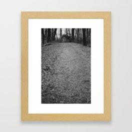 Framed Translation of Dreams Framed Art Print