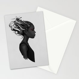 Hard to say Stationery Cards