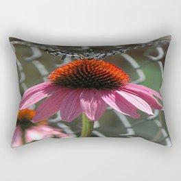 Open Wings Rectangular Pillow