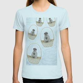 When meerkats fly T-shirt