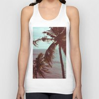 sunshine Tank Tops featuring sunshine by Farkas B. Szabina
