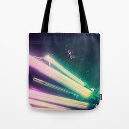 The Humming Dragonfly Tote Bag