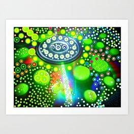 electric light orchestra Art Print