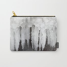 stalactite of ice Carry-All Pouch