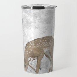 Night Deer Travel Mug