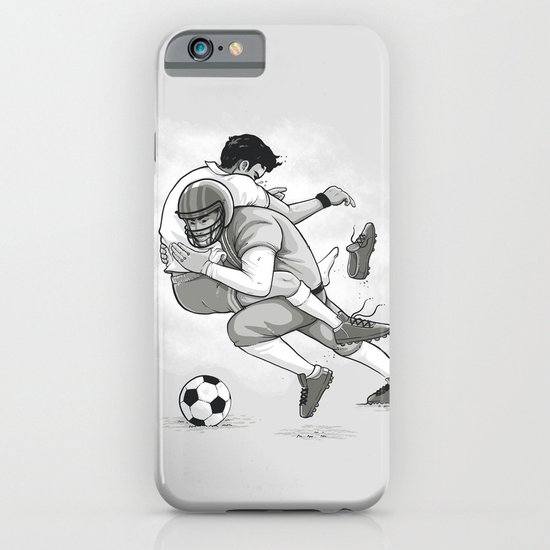 This is Football! iPhone & iPod Case