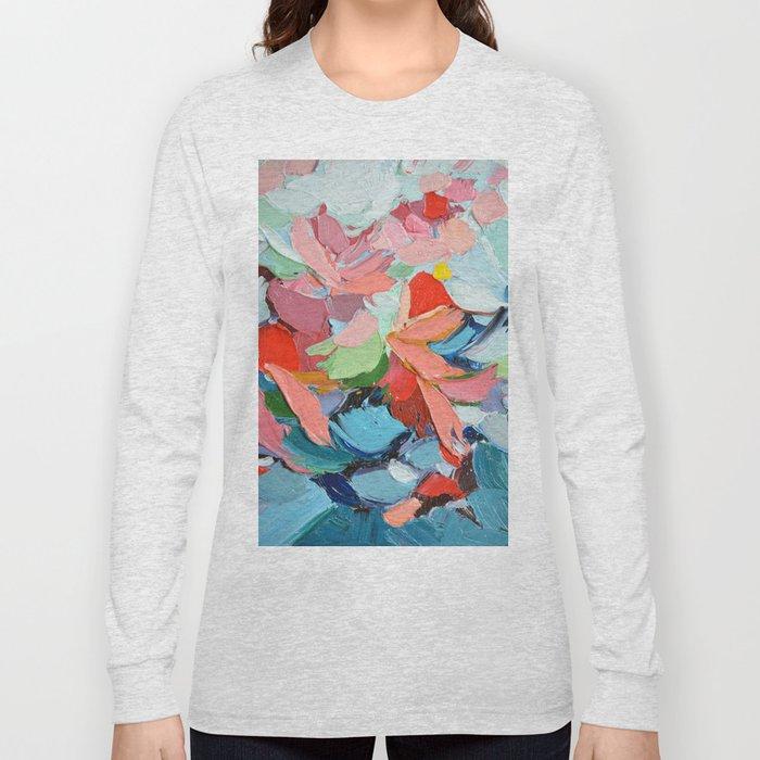 Winter's Bouquet Long Sleeve T-shirt