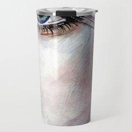 Beautiful Eyes Travel Mug