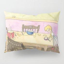 Goldilocks Sampling the Porridge Pillow Sham