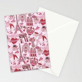 Paris 101 Stationery Cards