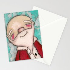 Mr. Claus Stationery Cards