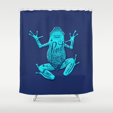 Survivor Shower Curtain