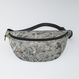 Jackson Pollock Eyes in the Heat Fanny Pack