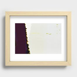 The End 05 Recessed Framed Print