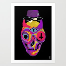 Dream Watcher Art Print