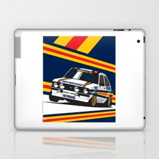 Ford Escort RS2000 Laptop & iPad Skin