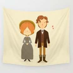 Jane Eyre Wall Tapestry