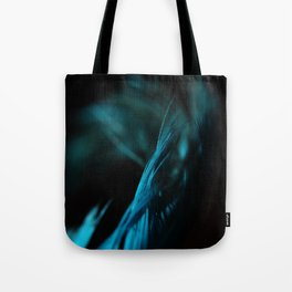 blue Tote Bag