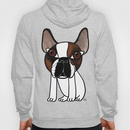 Joey, the french bulldog that thinks he's human Hoody