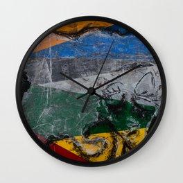 Cara 2 Wall Clock