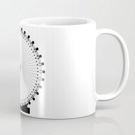 Fairground Big Wheel Coffee Mug